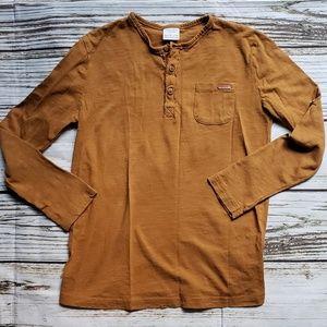 Zara Boys 8 long sleeve shirt
